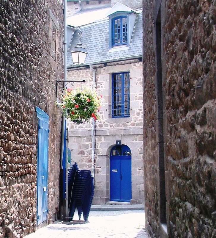 Coup d'oeil à St-Brieuc