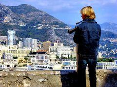 Coup d'oeil sur Monaco