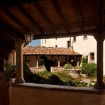 Courtyard in The Franciscan Convent