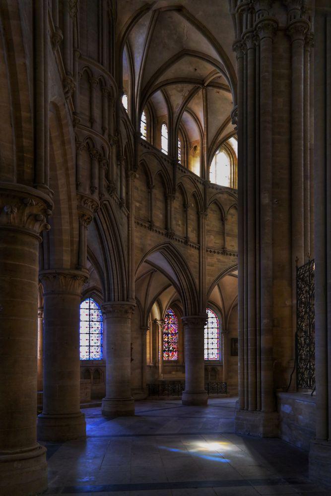 Coutances - Cathédrale Notre-Dame