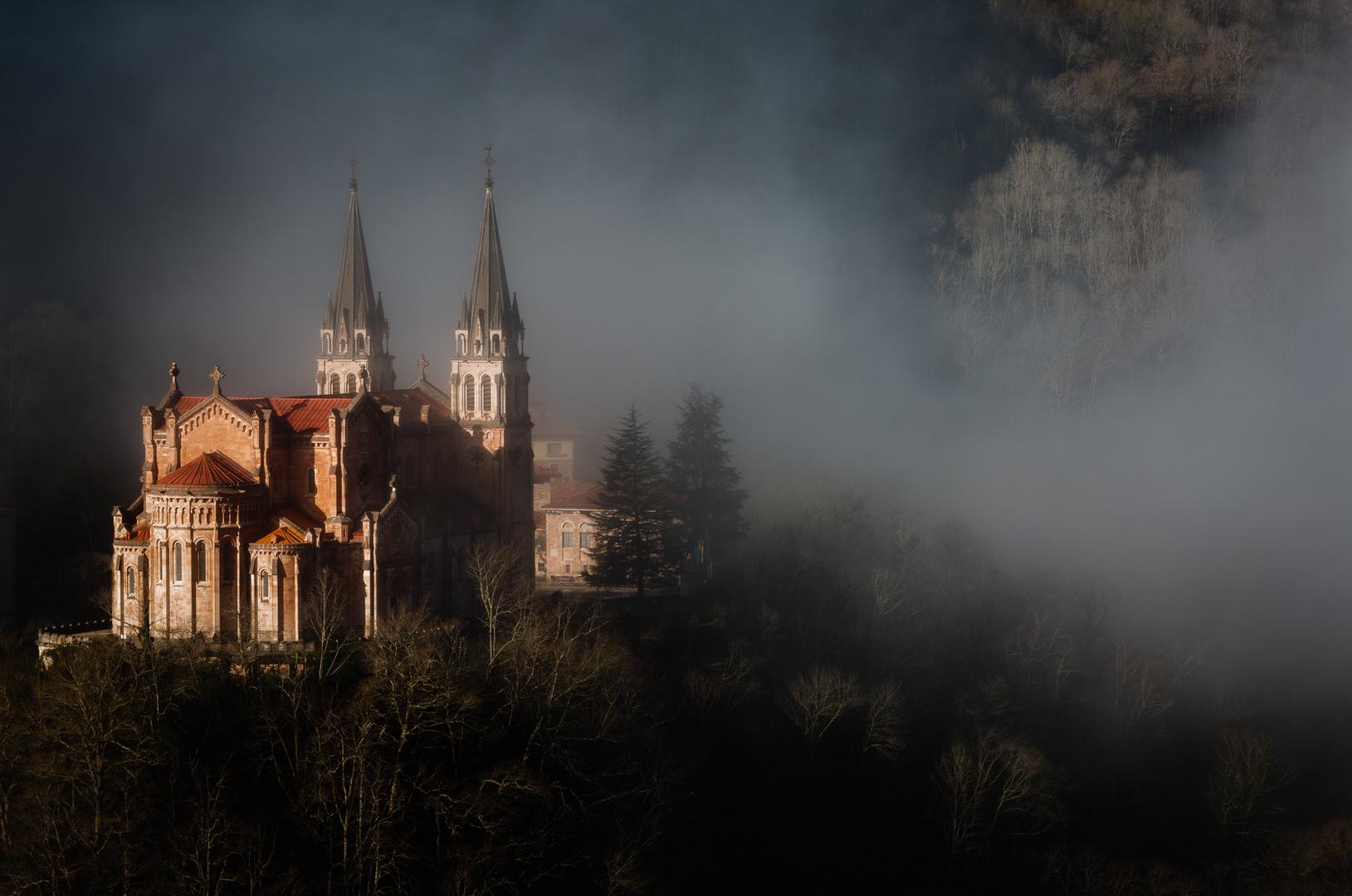 ~~ Covadonga Sanktuarium ~~