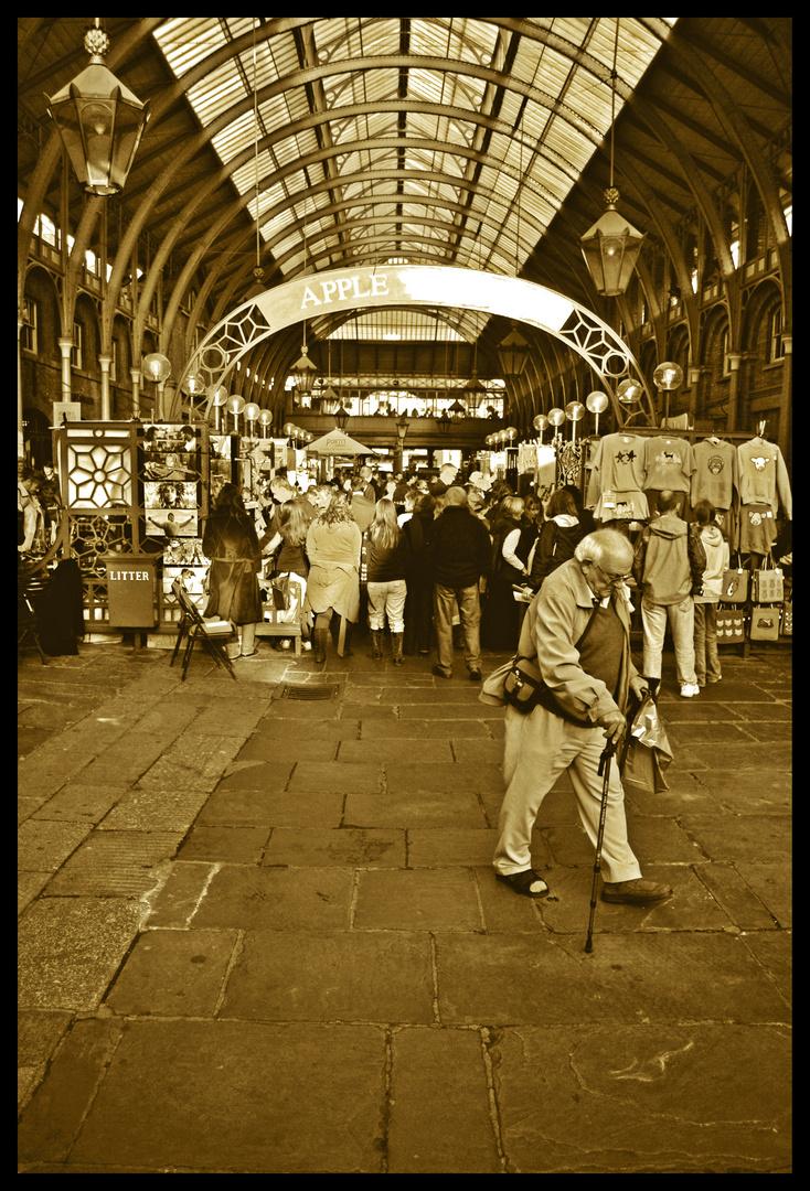 Covent Garden - London.
