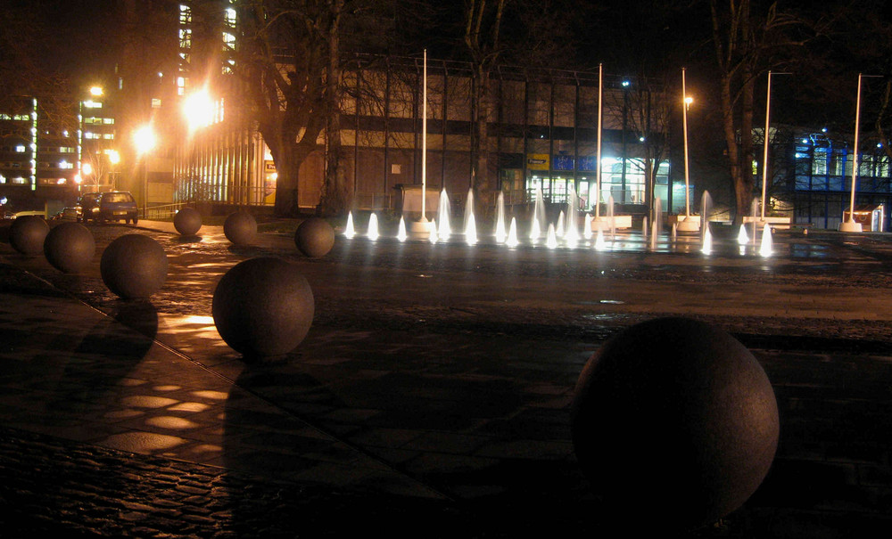 Coventry Night