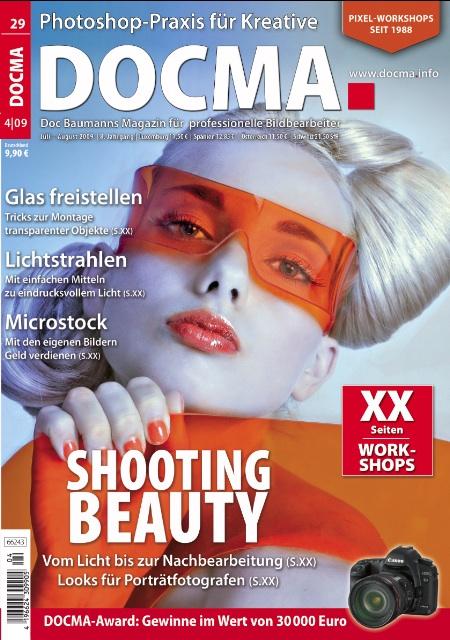 Cover Bild DOCMA 04/09