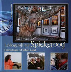Cover meines Fotobuches von Spiekeroog
