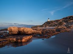 Covesea Beach & Lighthouse