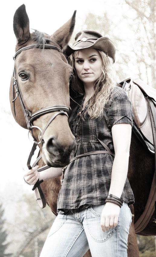 Cowboy Girl II
