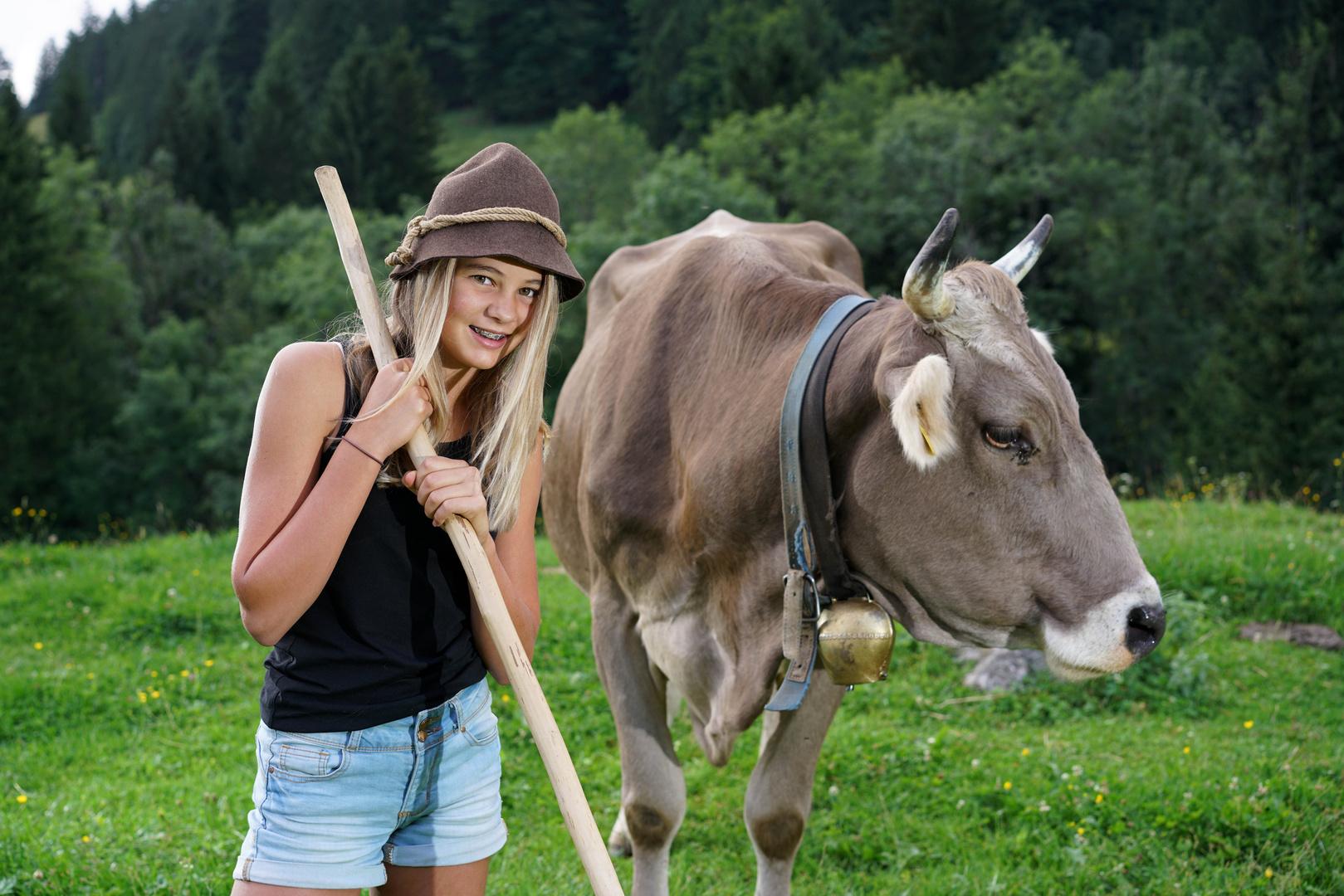 Cowgirl Matilda