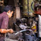 Craftsman in Kashgar