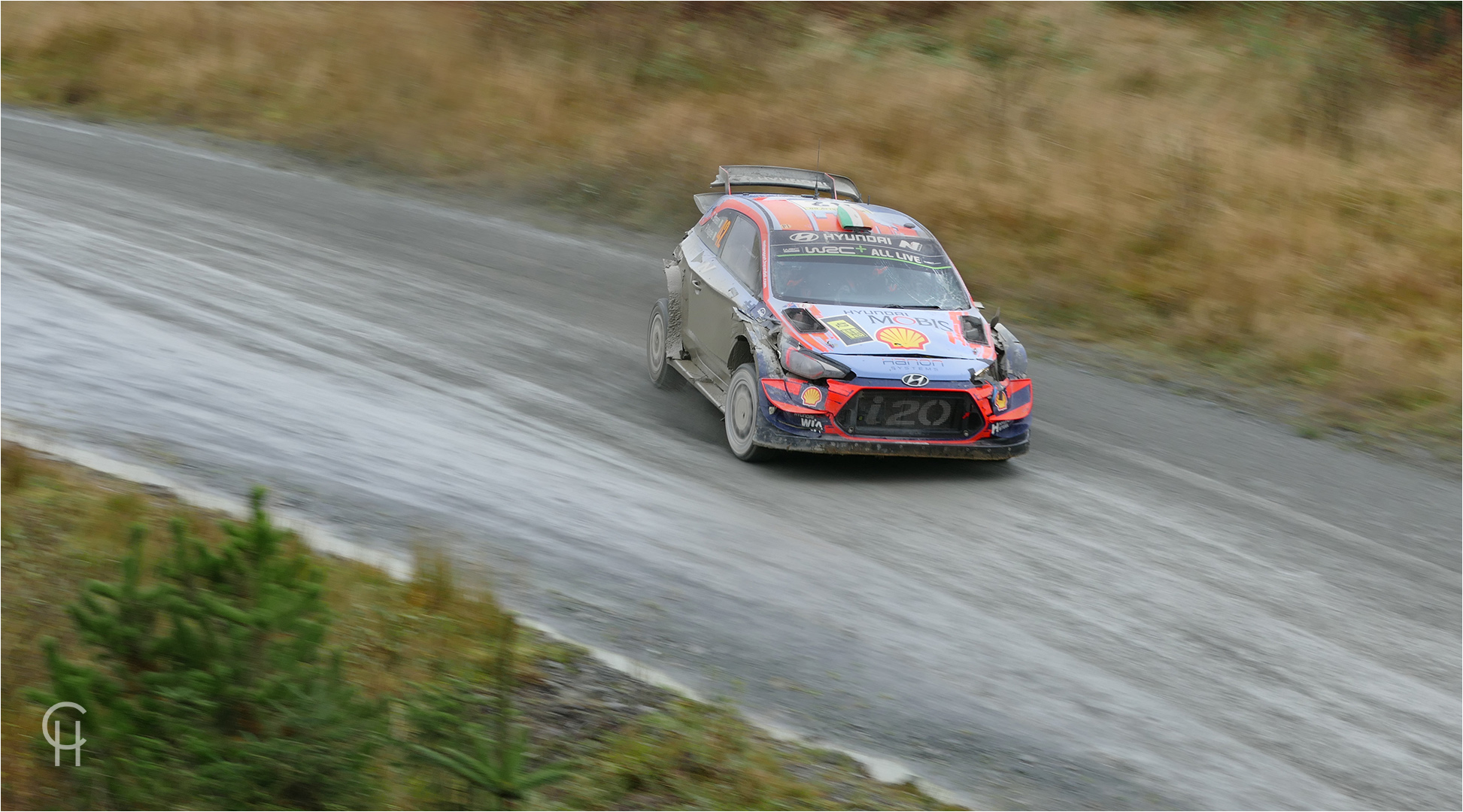 Craig Breen - never give up!