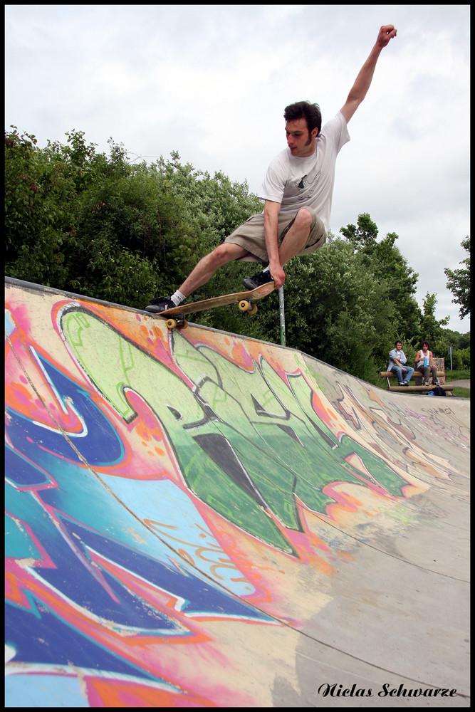 Crailslide - Fabian Lietz