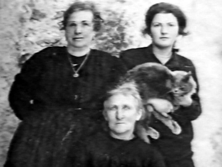 CRANA NEL 1905 CIRCA