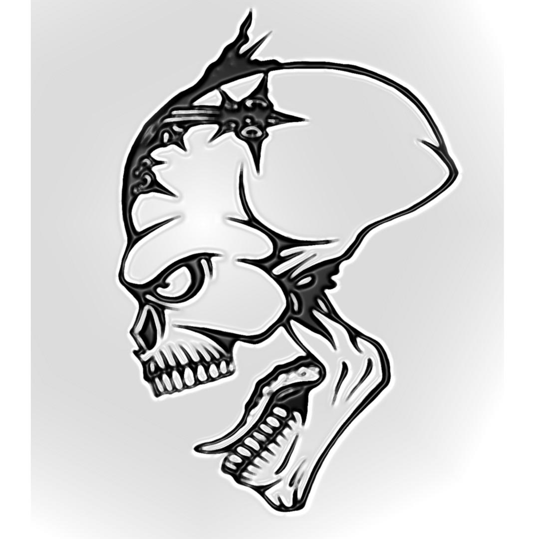cráneo loco