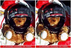 Crash Test Teddy 3D