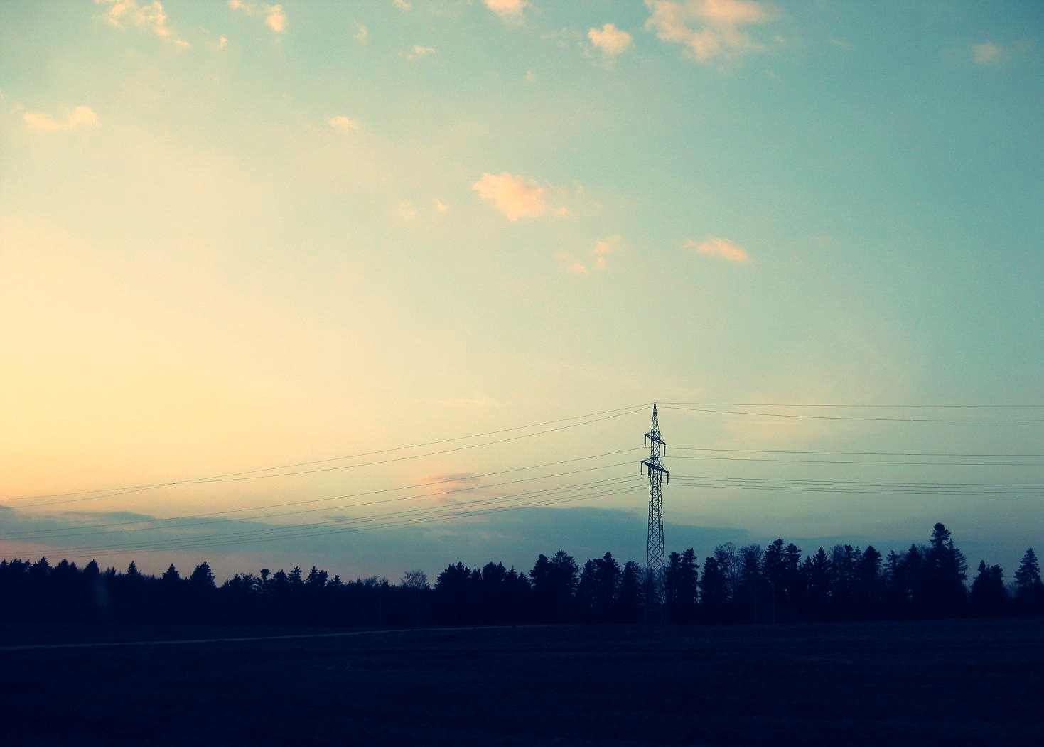 crashing horizon