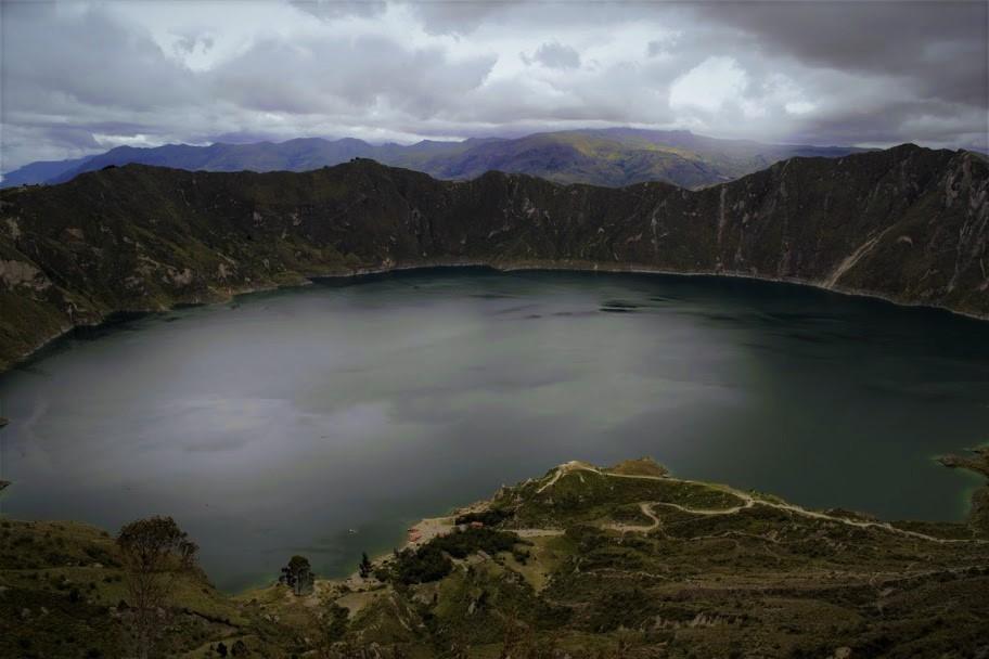 Crater de Volcán
