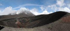 Crateri Barbagallo  - und Etna
