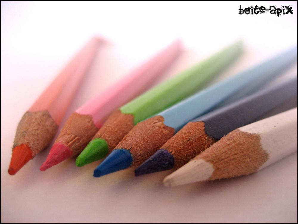 Crayons Crayons
