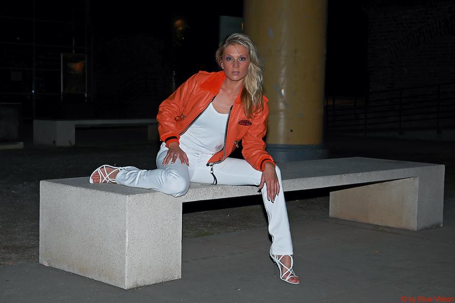 Crazy Orange Jacket