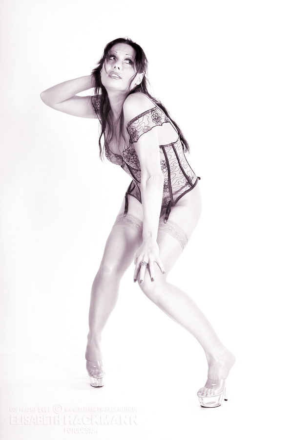 crazy posing ;o)