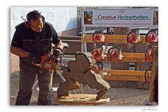 Creative Holzarbeiten....