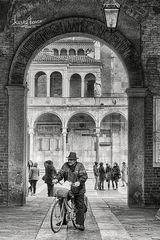 Cremona, i portici