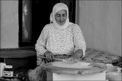 Crepe auf türkisch