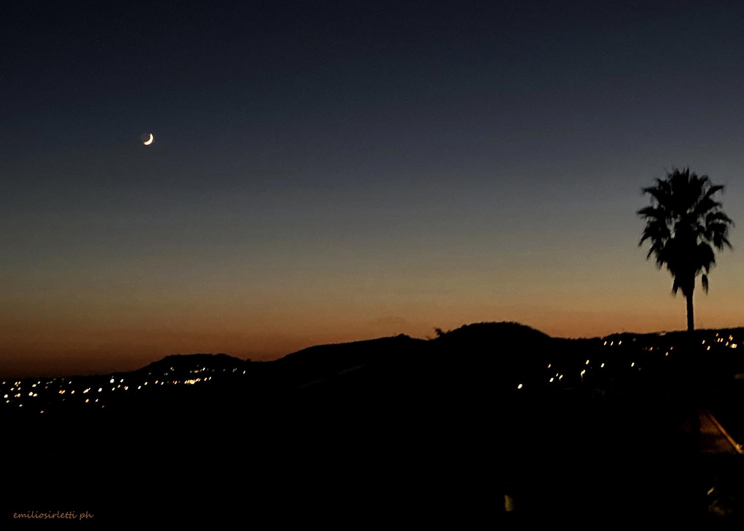 Crepuscolo siciliano - Sicilian twilight