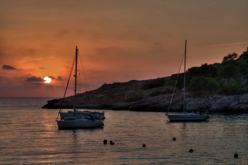 Crepúsculo marinero