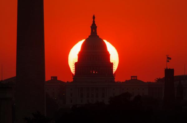 Crepúsculo Washington DC