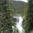 Cresent Falls, Rocky Mountains, Canada