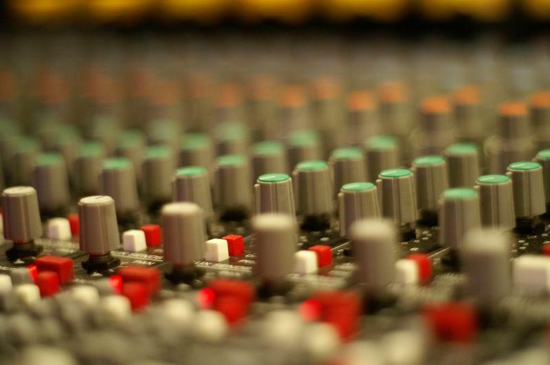 Crest Audio Mixer GTX