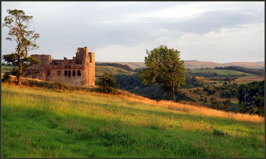 Crichton Castle / Schottland