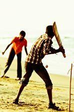 Cricket - Varkala Beach I