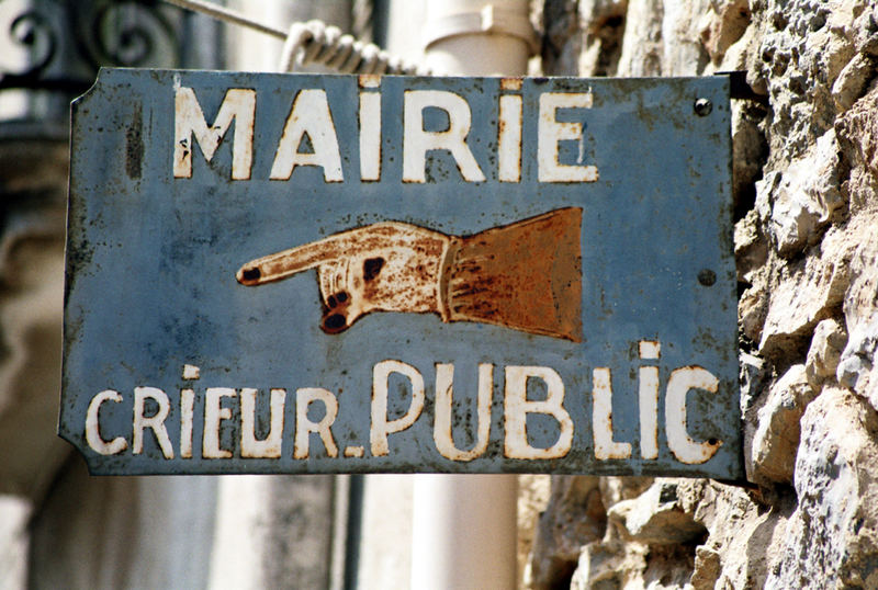 crieur public