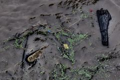 crime scene River Thames