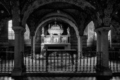 Cripta dei santi Marcellino e Pietro