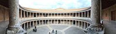 Cripta Del Palacio Carlos V.