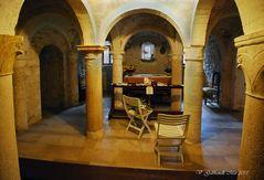 Cripta della chiesa di S. Pietro al M. Conero