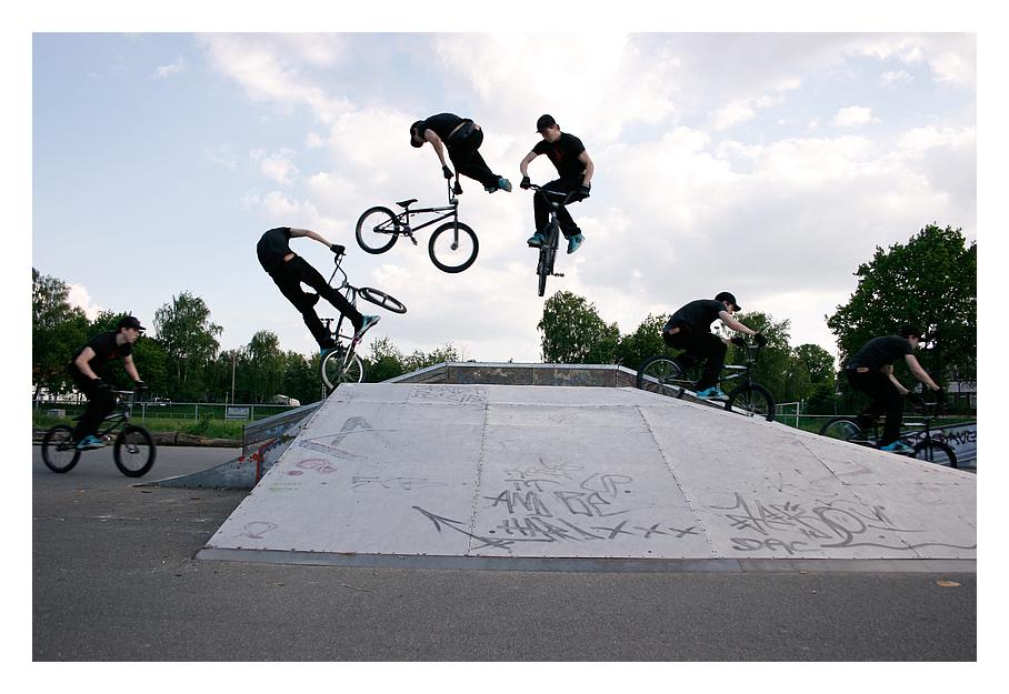 Cristian Lutz - 360° Tailwhip perfect!