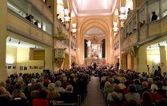 Cristin Claas, L'arc six und Mittelsächsische Philharmonie