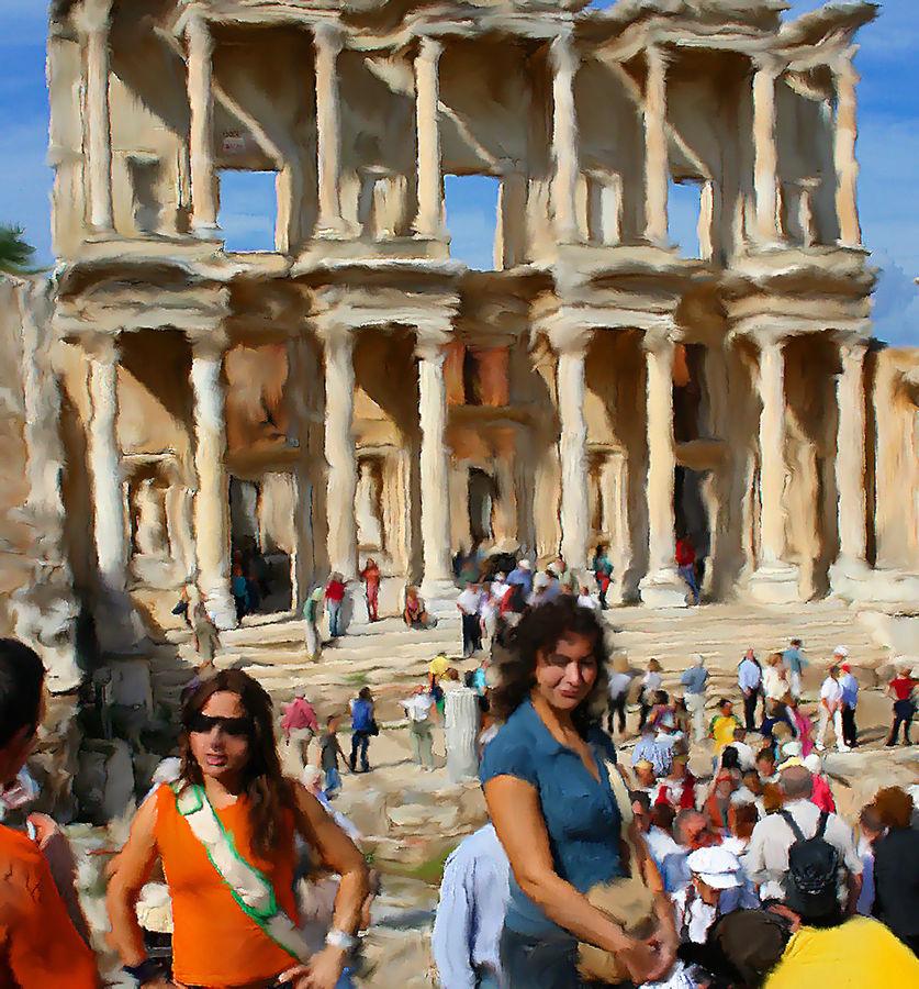 Cristina en Éfeso