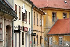 Croatie - Osijek, capitale de la Slavonie