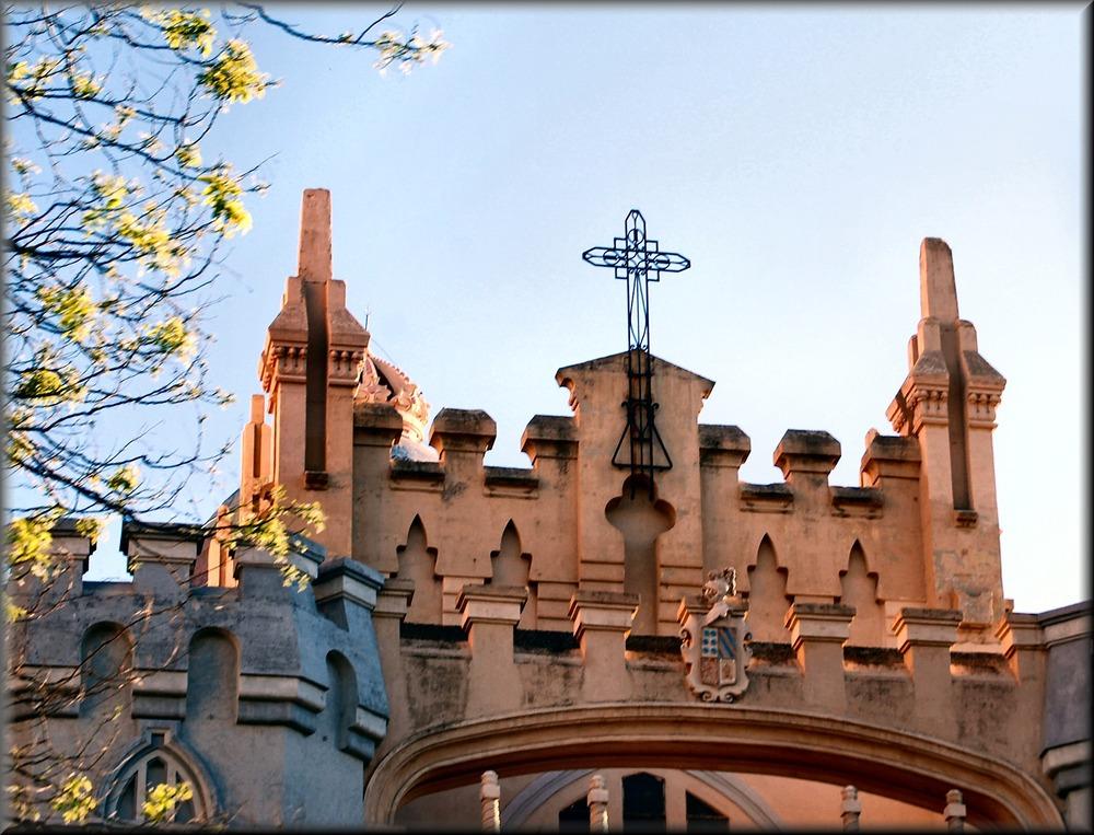 Croce a Madrid