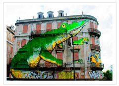 Crocodile in Lisboa