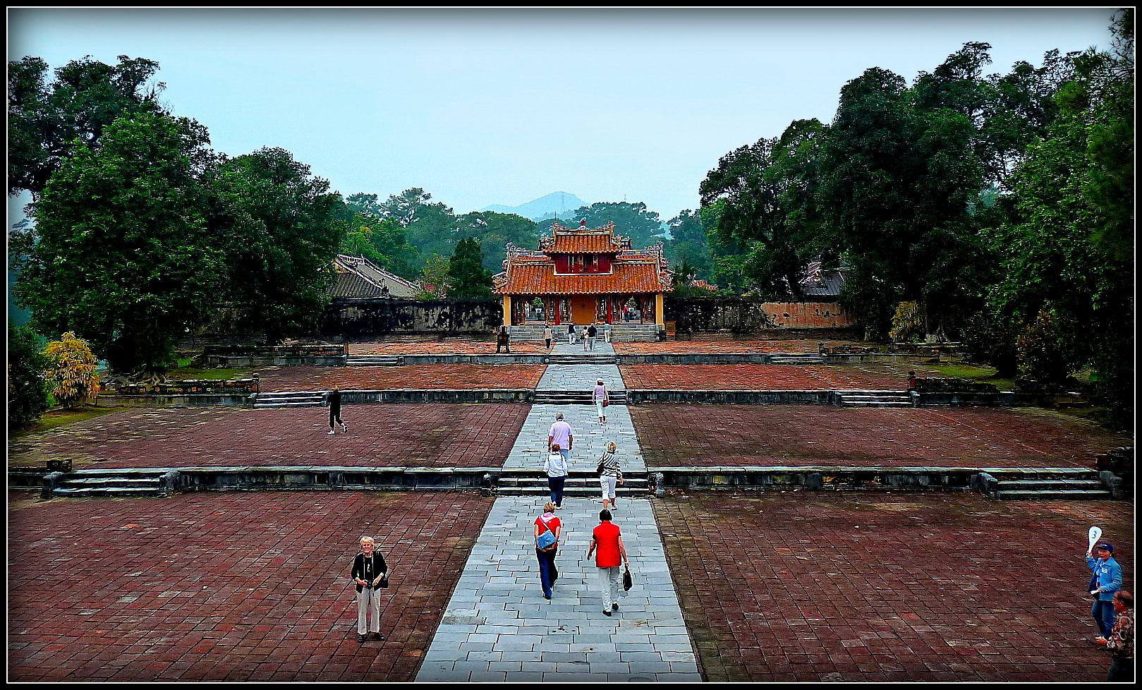 Croisière - Asie Sud Est - 110 -Vietnam .