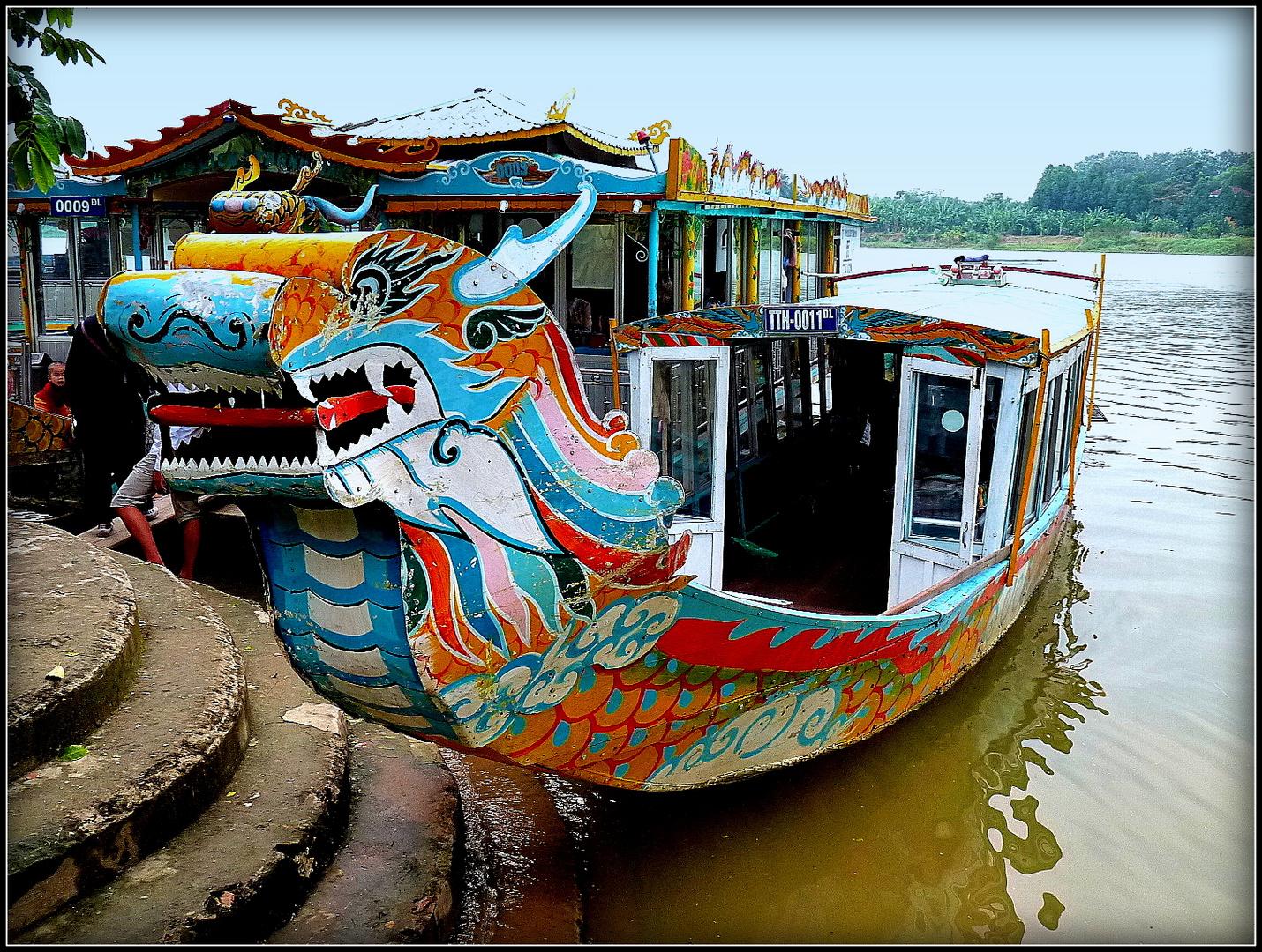 Croisière - Asie Sud Est - 91 -Vietnam .
