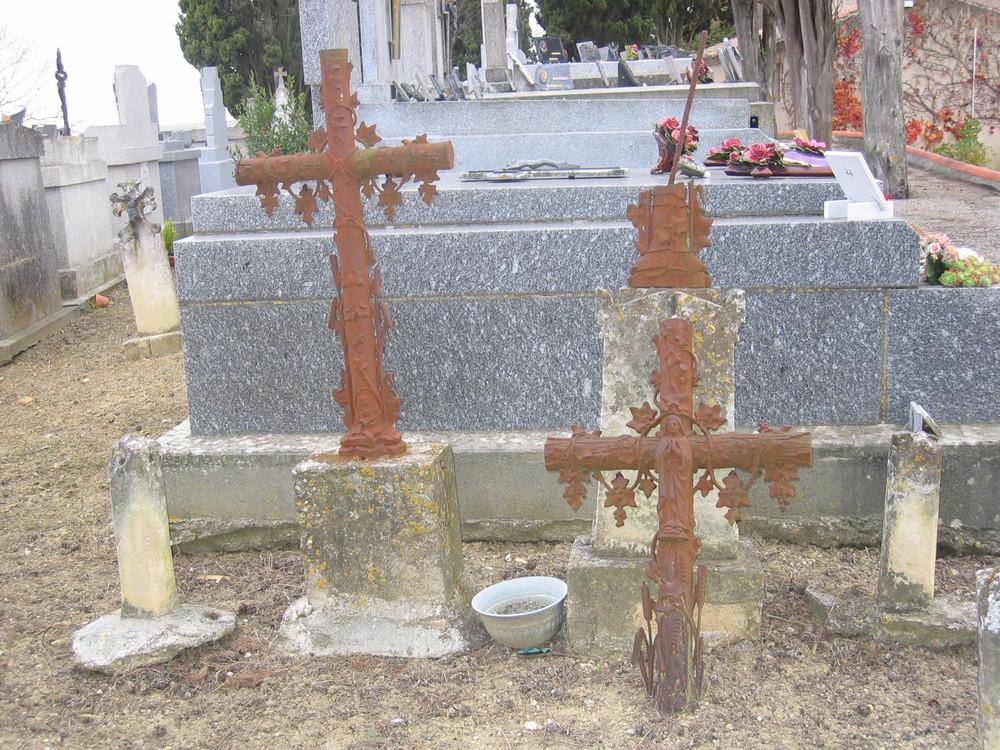 croix de bois, croix de fer