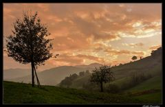 ..cromie ..del tramonto!..