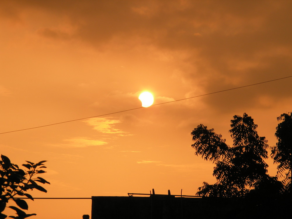 Cropted Sun
